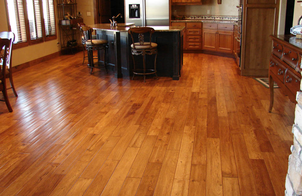Hardwood Flooring S And